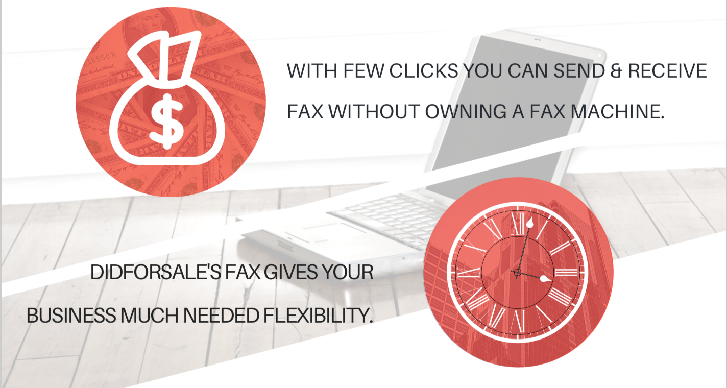 Online Fax Anywhere Anytime!