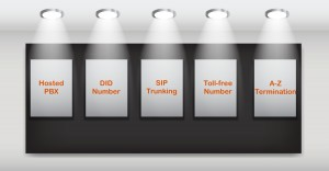 OIP Products, SIP Trunk, DID number, hosted PBX, toll free number, termination