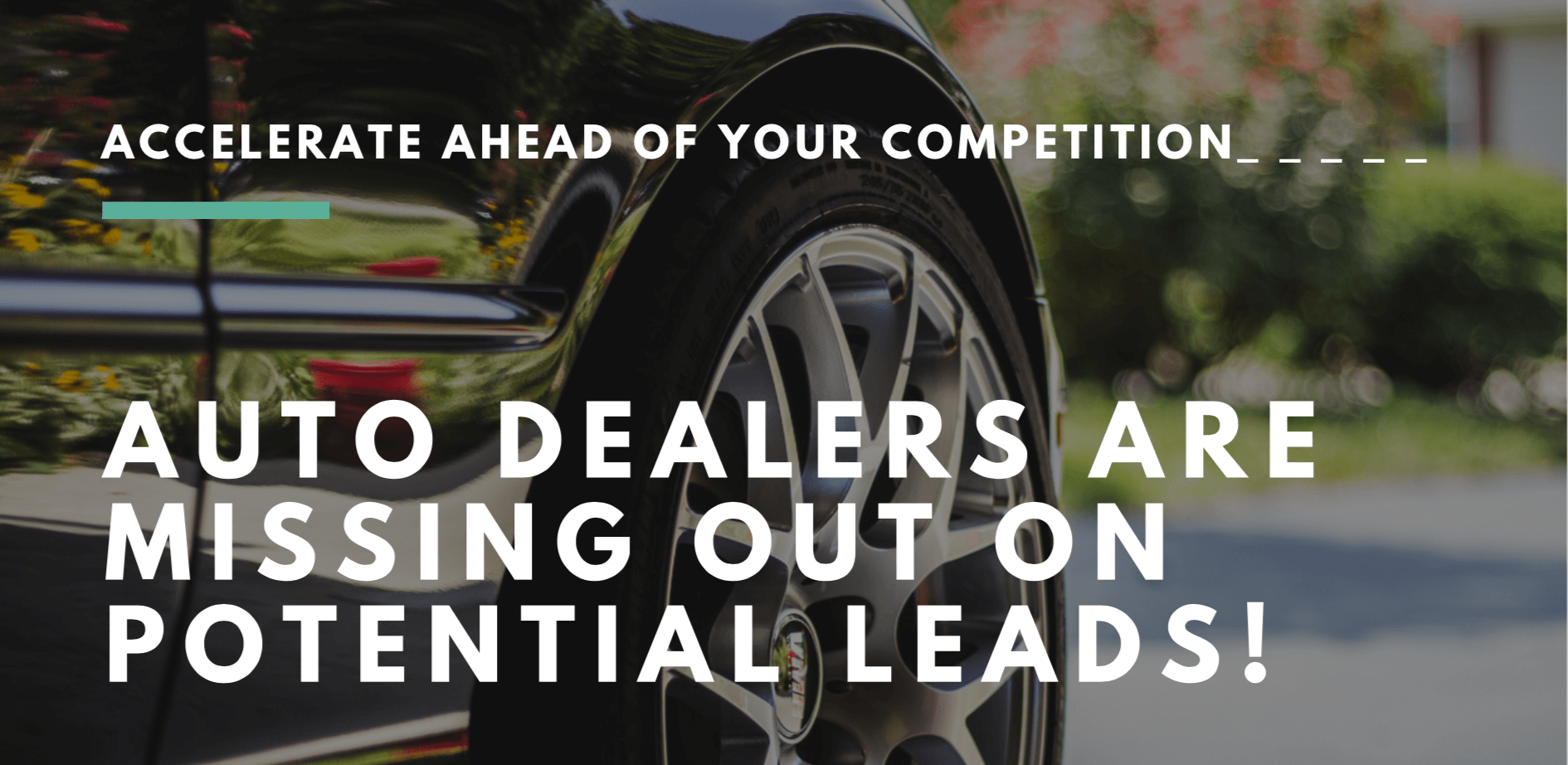 Auto Dealor using Call Tracking