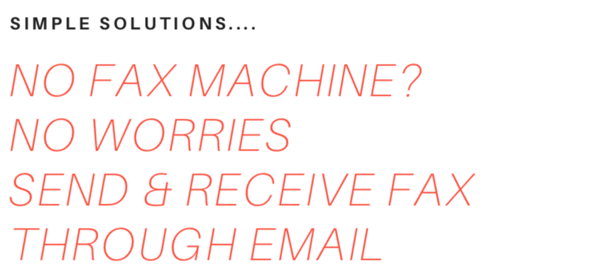 Best Online Fax Service