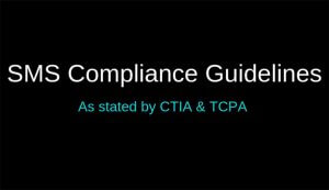 SMS Compliance Guidelines